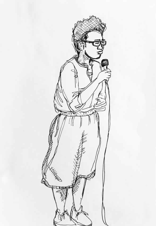 November Grand Slam Sketch