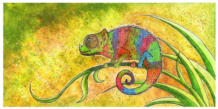 chameleon_by_bumble_a_bee-d5all0s
