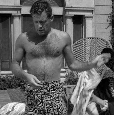 Holden in Sunset Boulevard (1950).